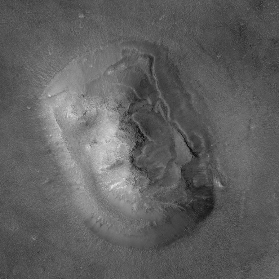 Cara de Marte 1