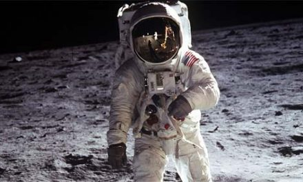 El 20 de julio de 1969 el Hombre Llega a la Luna