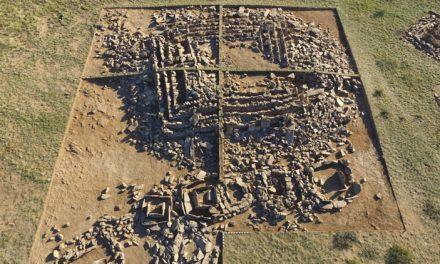 Descubren pirámide más antigua que las egipcias