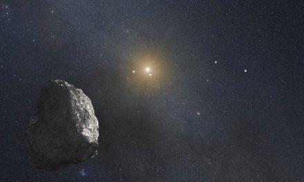 El nuevo planetoide del Sistema Solar