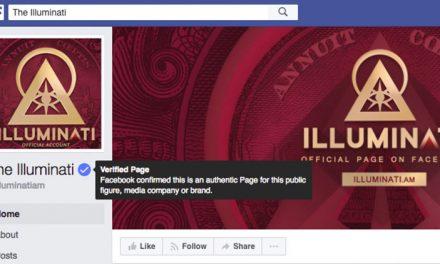 Los Illuminati tienen cuenta oficial en Facebook