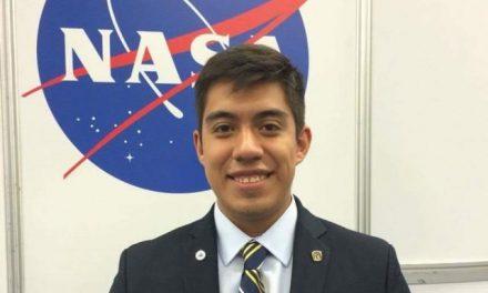 Mexicano es escogido por la NASA para ir a Marte