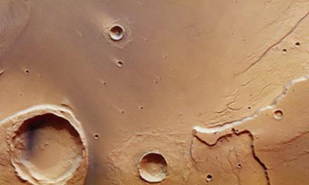Imágenes demuestran inundación en Marte hace más de 3,000 años