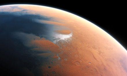 Marte pudo sufrir de grandes Tsunamis en el pasado