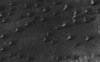 La NASA publica imágenes de misteriosas dunas en Marte