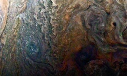 NASA publica imágenes inéditas de Júpiter