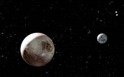 Descubren luna que orbita a planeta enano del sistema solar
