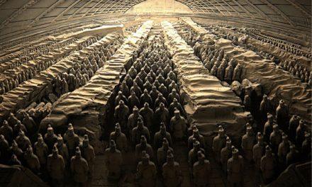 Revelan la función del Ejército de Terracota de China