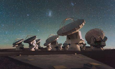 Astrónomos detectan moléculas orgánicas en el Espacio