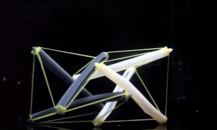 El futuro son las Impresiones en 3D que cambian de forma