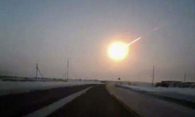 NASA simula el impacto de un Meteorito con la Tierra