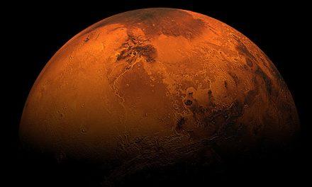 El Rover Curiosity capta Inusual Imagen de Marte