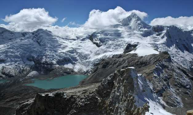 Perú ya ha perdido la Mitad de sus Glaciares