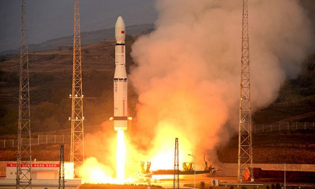 Cohete chino sufre una falla desconocida