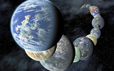 Planetas Errantes similares a la Tierra abundan en la Galaxia