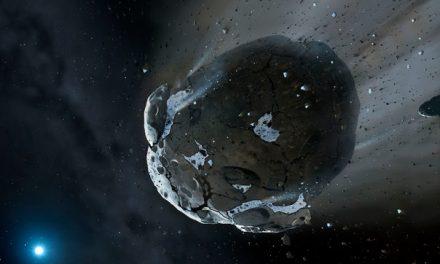 El Asteroide 2017 BS5 hoy pasará muy cerca de la Tierra