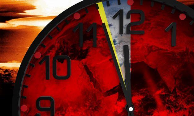 Estamos a dos minutos y medio del Apocalipsis Nuclear