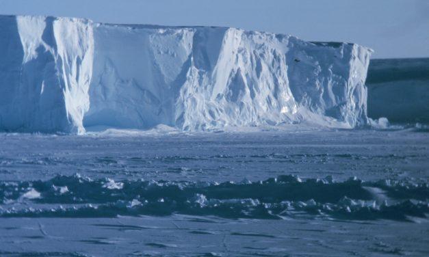 Iceberg de 6,600 km cuadrados se desprenderá pronto