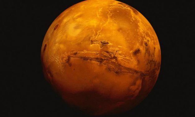 """NASA revela imagen de un """"Nuevo Rostro"""" en Marte"""
