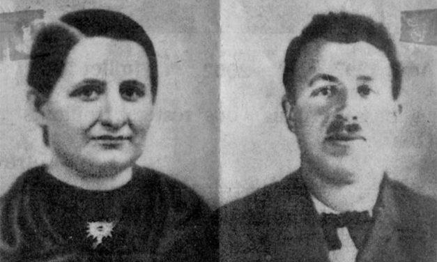 Descubren cuerpos congelados de una pareja extraviada en 1942