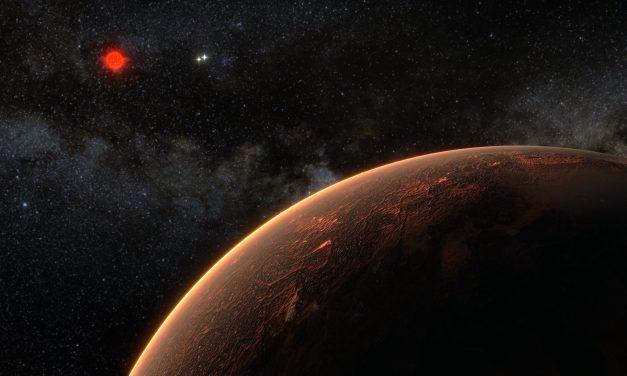 Cientifico de Harvard aconseja comprar bienes raíces en planeta Extraterrestre
