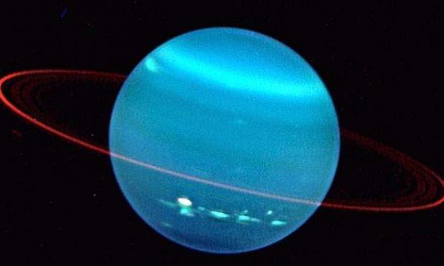Astrónomos no pueden explicar el Misterio que envuelve a Urano