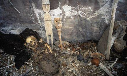 Descubren momia de amazona en Rusia