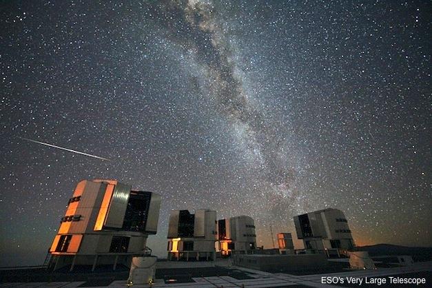 """Astrónomos del Telescopio Espacial ESO revelarán un """"descubrimiento sin precedentes"""""""