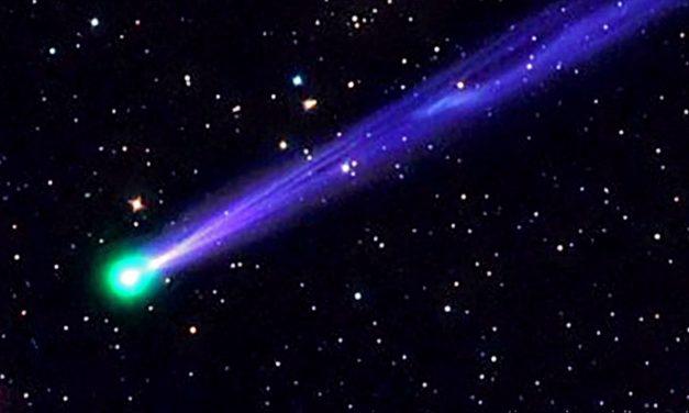 El Misterioso Cometa que sigue sorprendiendo a los Científicos
