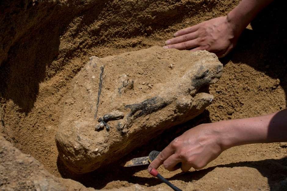 Descubren los restos fósiles más antiguos de nuestros ancestros