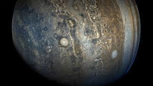 NASA capta espectacular Imagen de Júpiter
