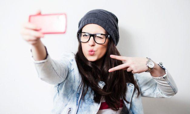 La afición a las selfis podría revelar un trastorno mental