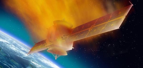 La Estación Espacial que está fuera de Control caerá a la Tierra antes de lo Esperado