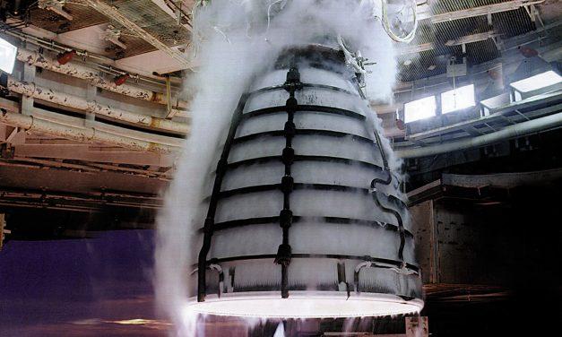 Prueban con éxito el motor que llevará al hombre a Marte