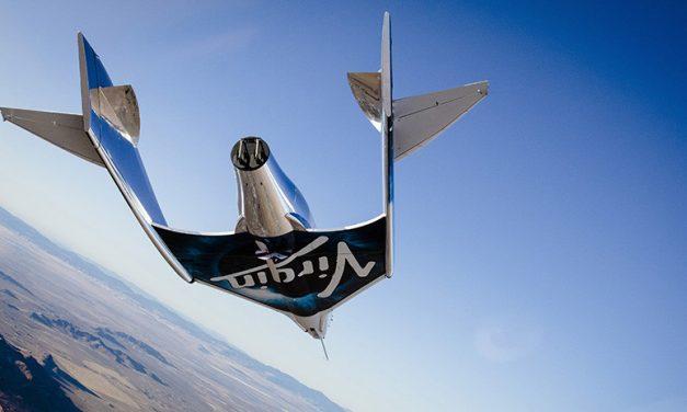 Virgin promete enviar Turistas al Espacio en el 2018