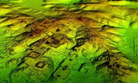 Descubren colosal Ciudad Maya bajo la Selva de Guatemala