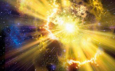 Astrónomo aficionado Capta por primera vez el nacimiento de una supernova