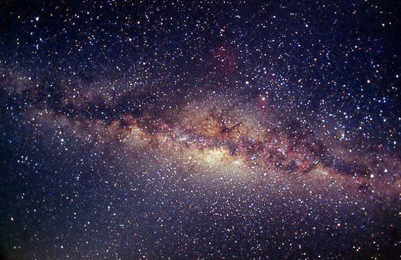 La Vía Láctea está expulsando Estrellas de su interior