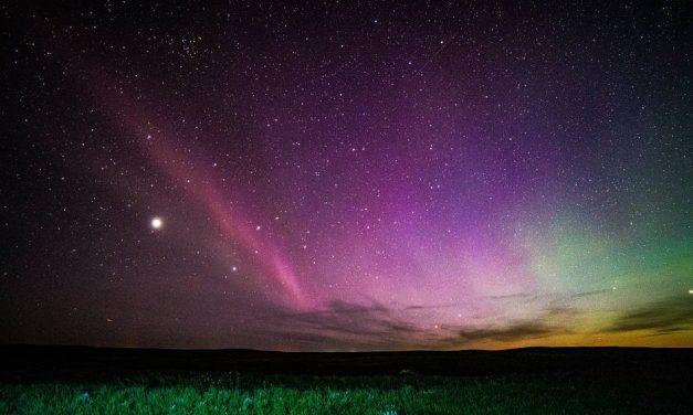 Resuelven el Misterio de las Auroras Púrpura