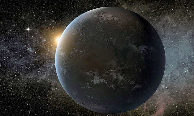 Descubren Supertierra potencialmente Habitable