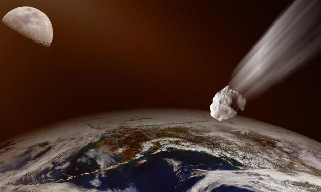Detectan gran Asteroide horas antes de que se Aproximara a la Tierra