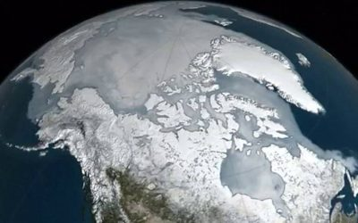 NASA descubre misteriosos Huecos en el Ártico